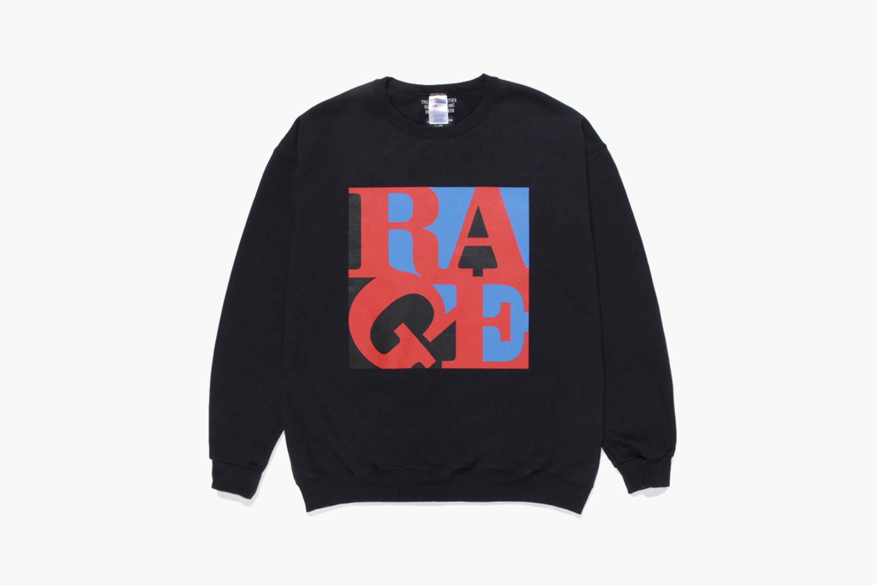 WACKO MARIA Rage Against the Machine Colleciton