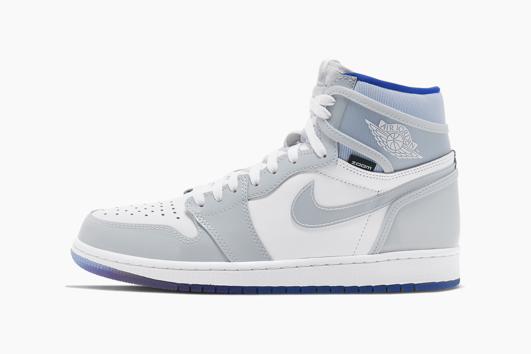 Air Jordan 1 High Zoom Racer Blue Release Date Hypebeast