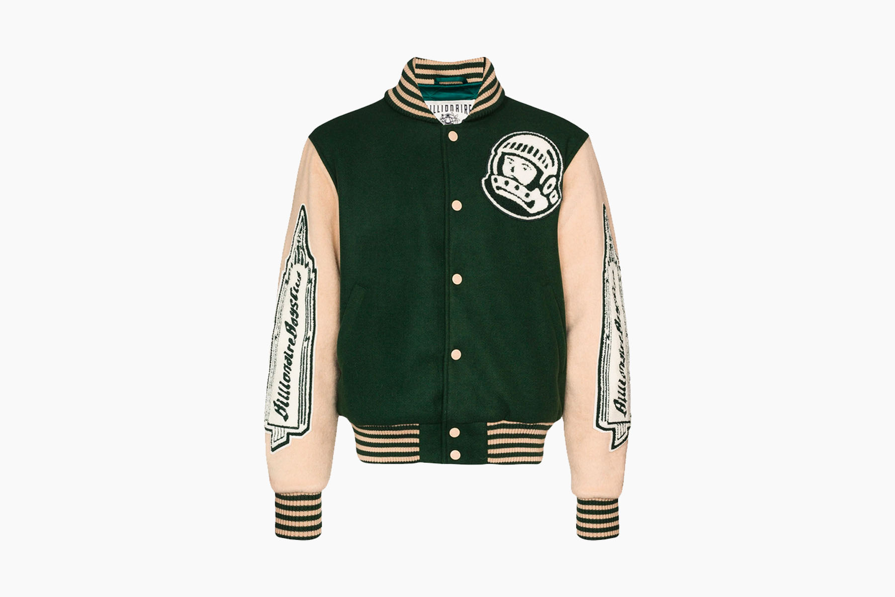 Billionaire Boys Club Astro Varsity Bomber Jacket