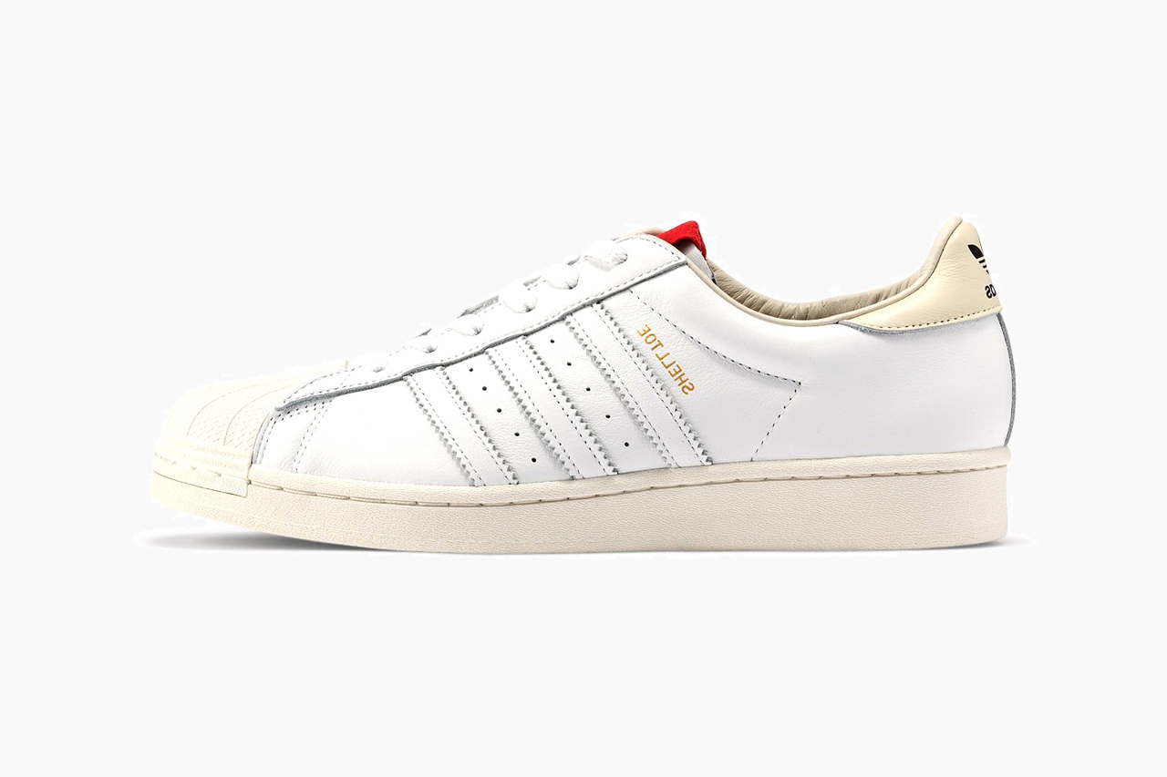 424 x adidas Superstar Shelltoe