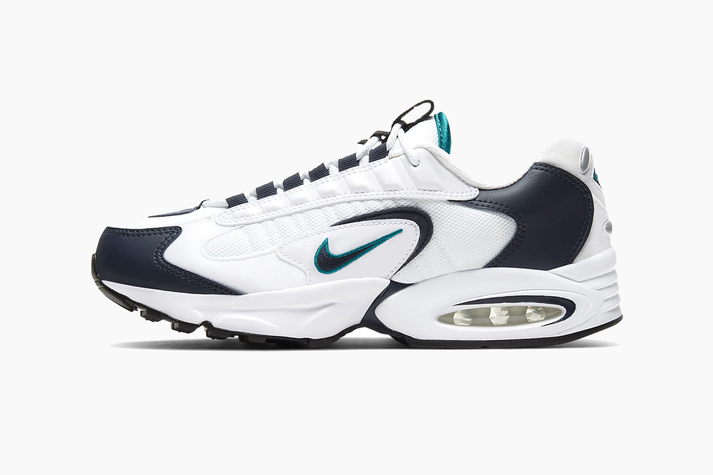 Nike Air Max Triax White Deep Emerald