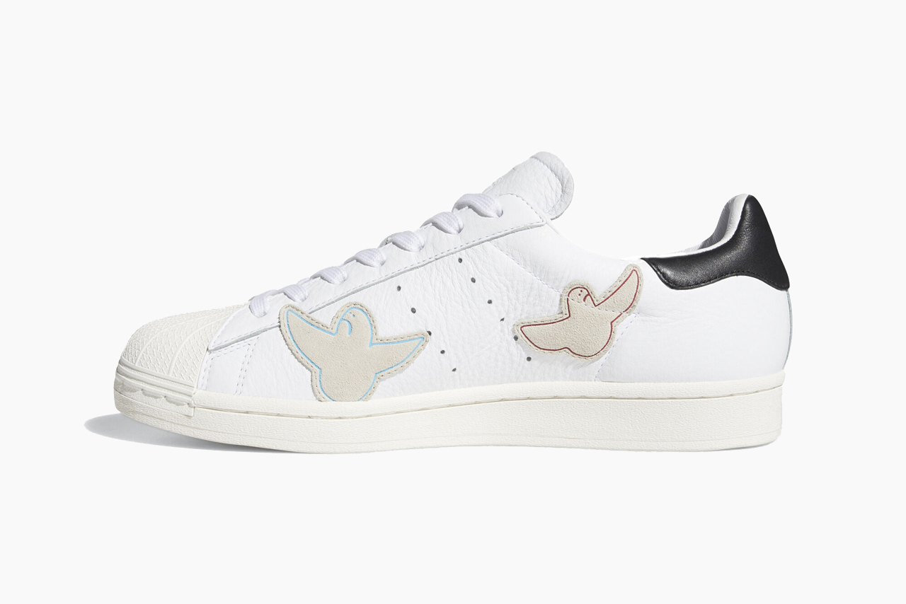 Mark Gonzales x adidas Superstar