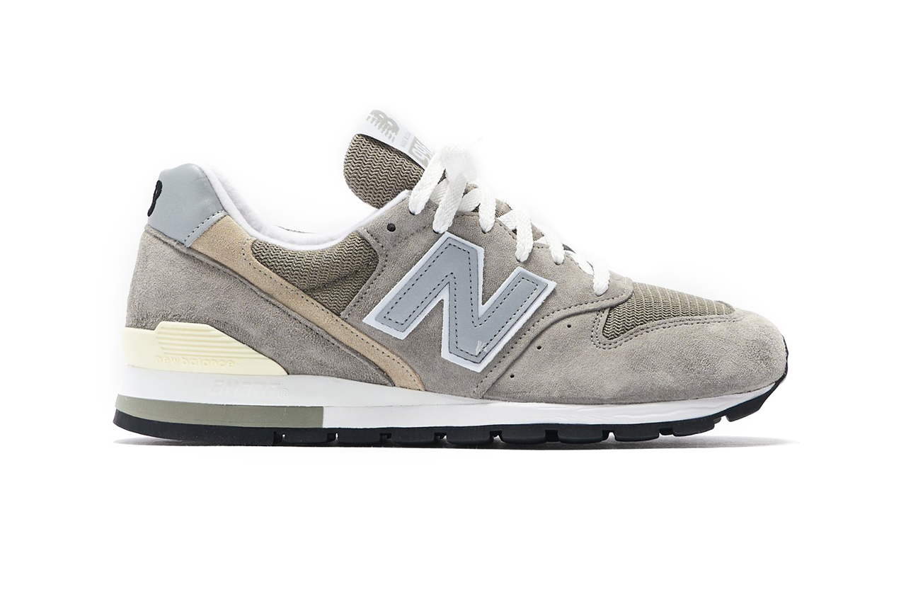 new balance 996 gialle