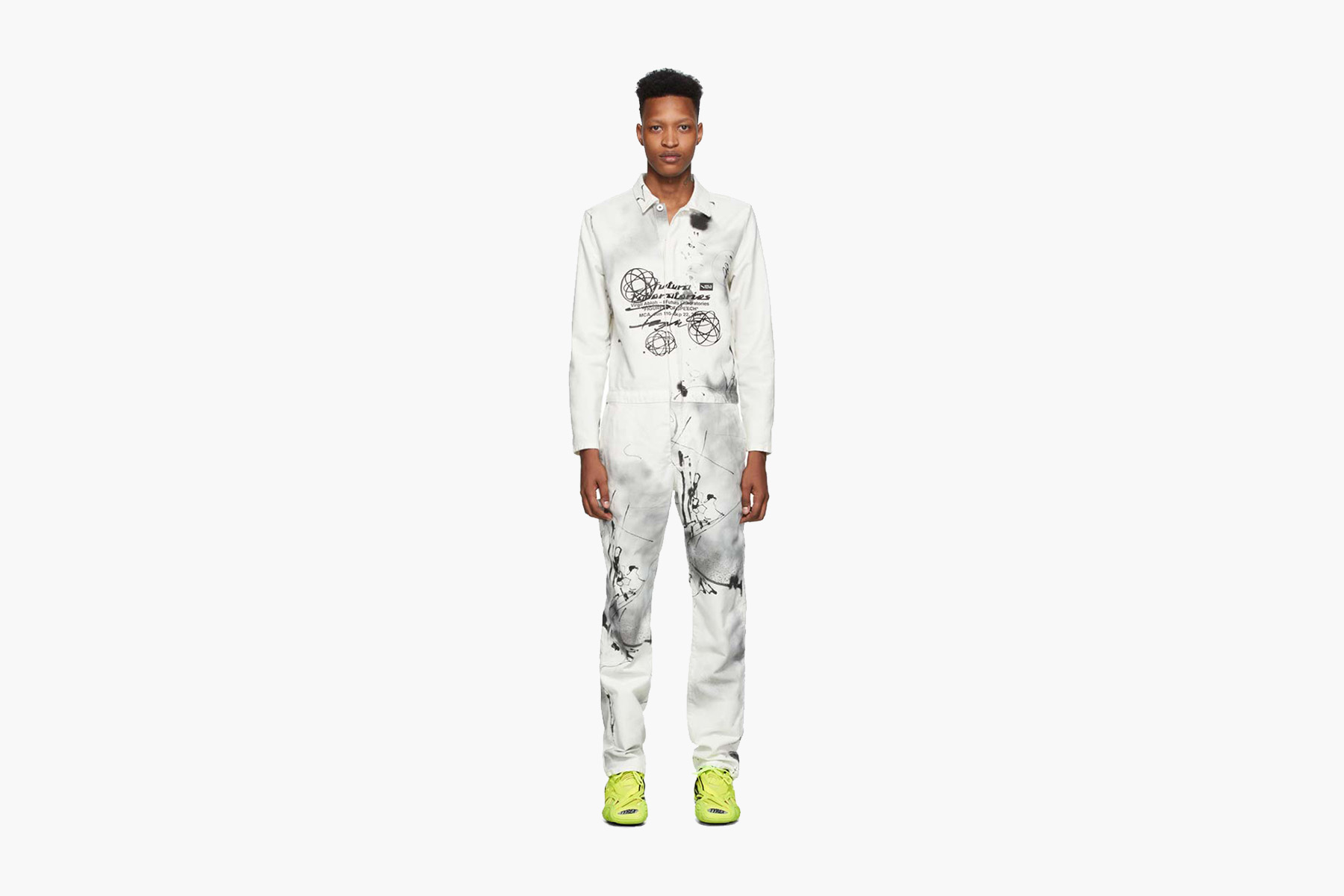 Futura x Off-White™ Boiler Jumpsuit