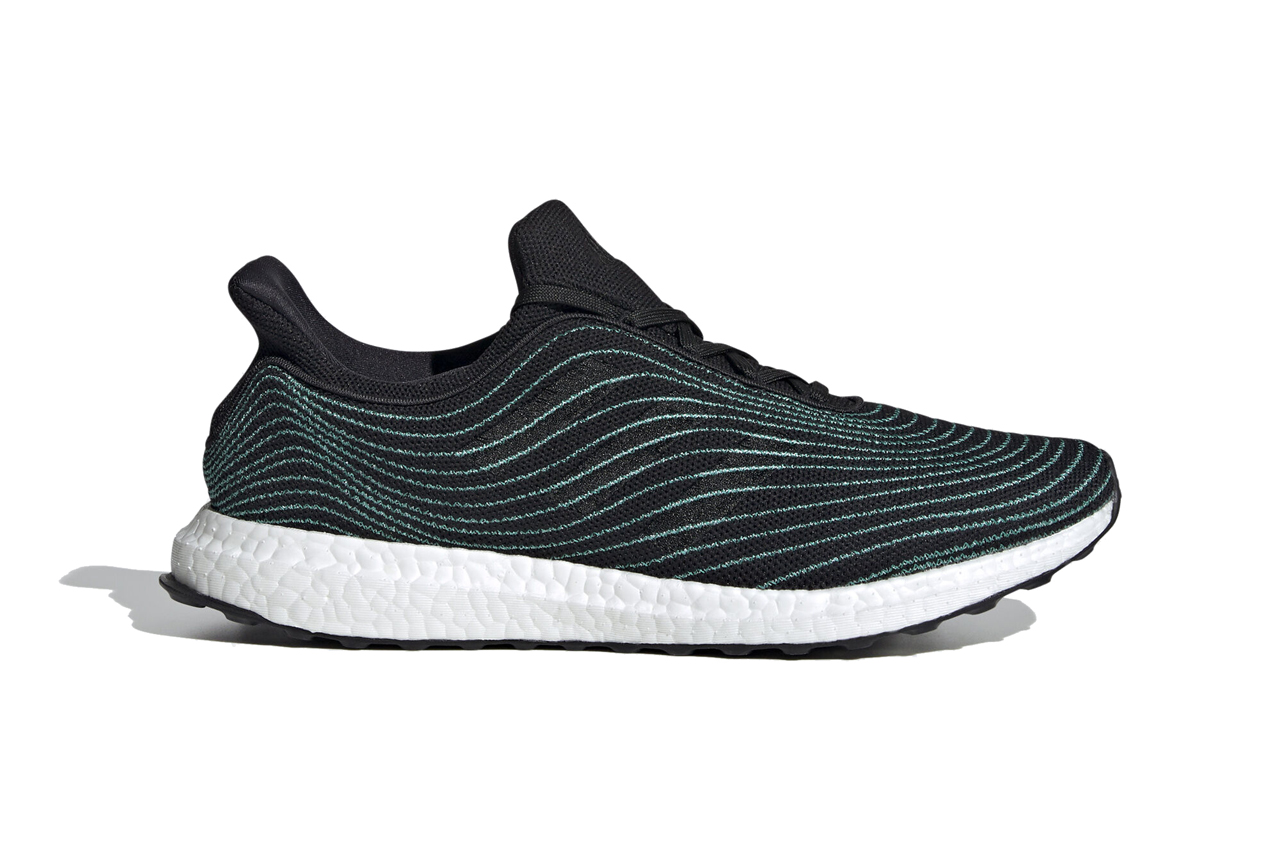adidas running ultraboost dna parley eh1184 eh1173 cloud white core black blue spirit release date info photos price