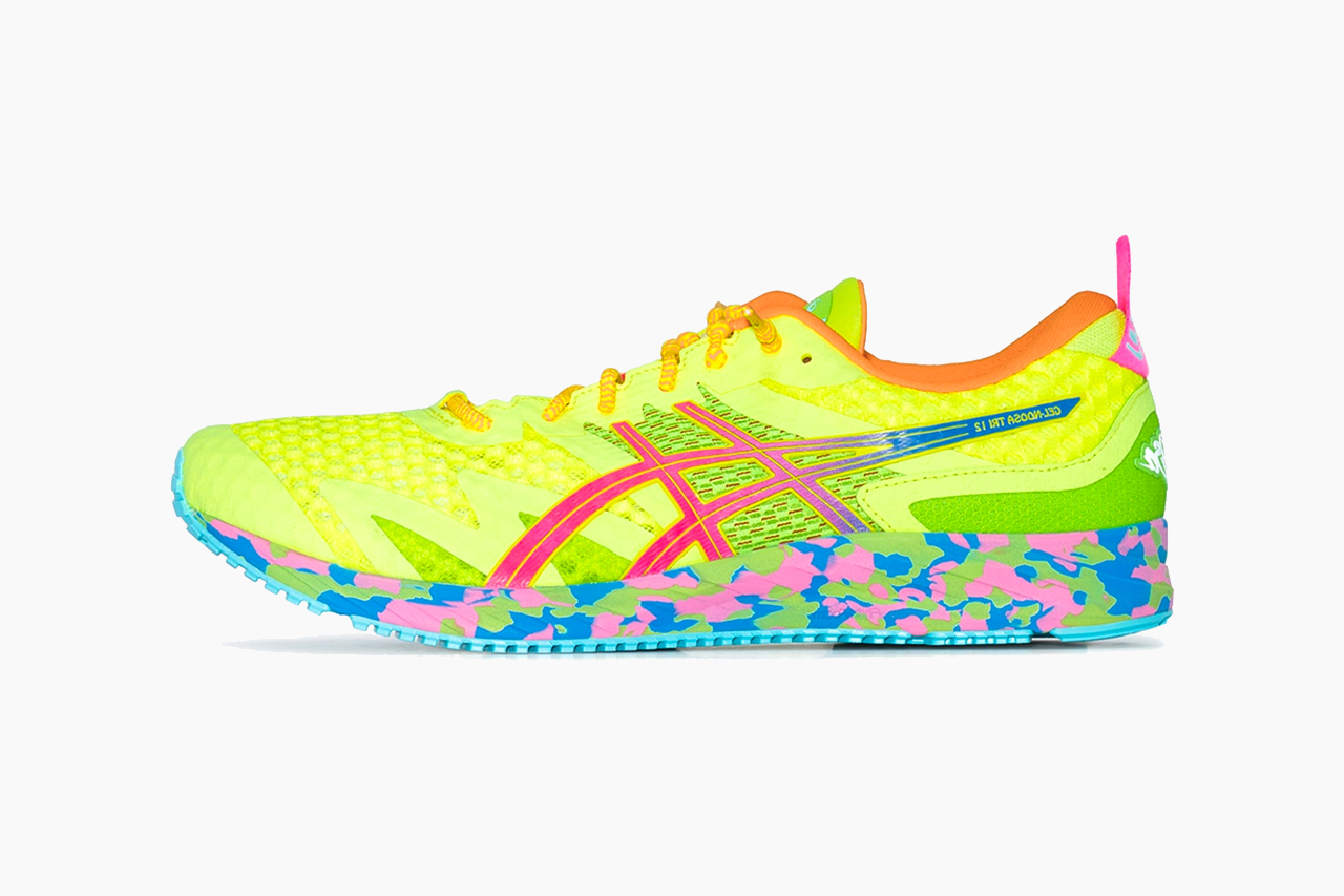 ASICS GEL-Noosa Tri 12 Sneakers Yellow