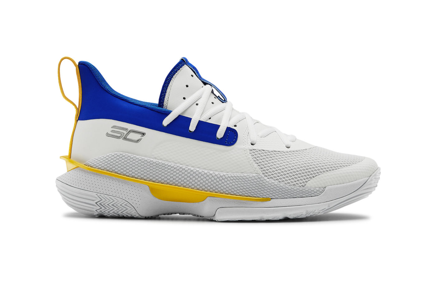 Under Armour Curry 7 Dub Nation 2 Release Info stephen curry steph golden state warriors nba champions national basketball association