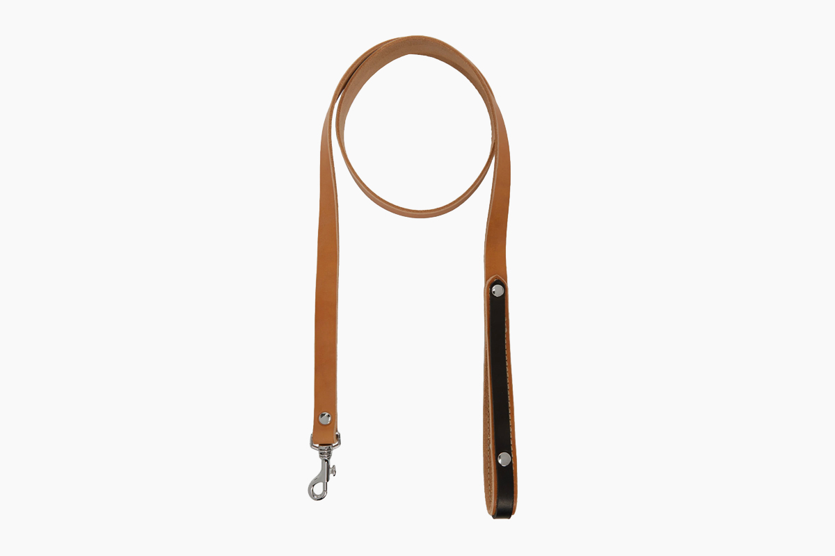Guidi Two-Tone Leash