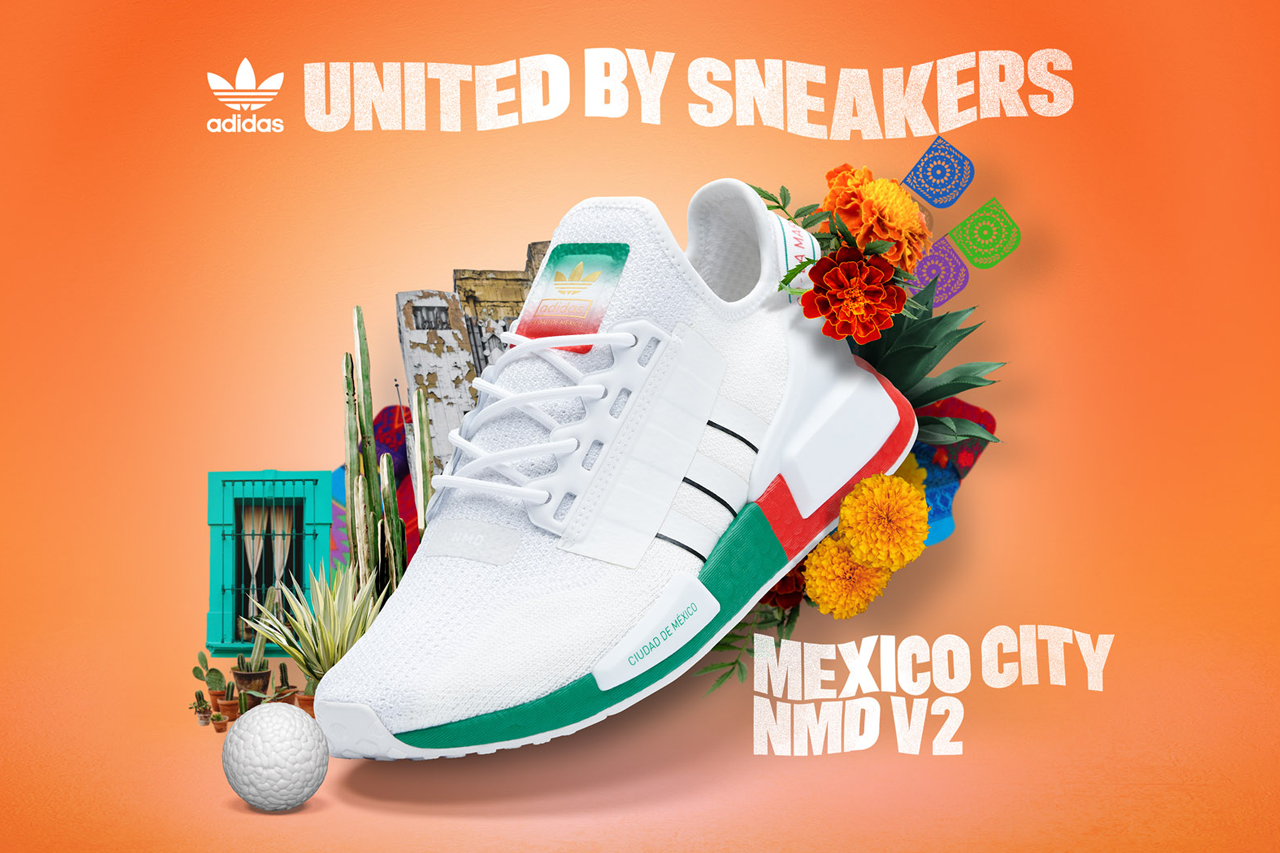 Adidas Nmd R1 V2 Mexico City Release Date Info Hypebeast