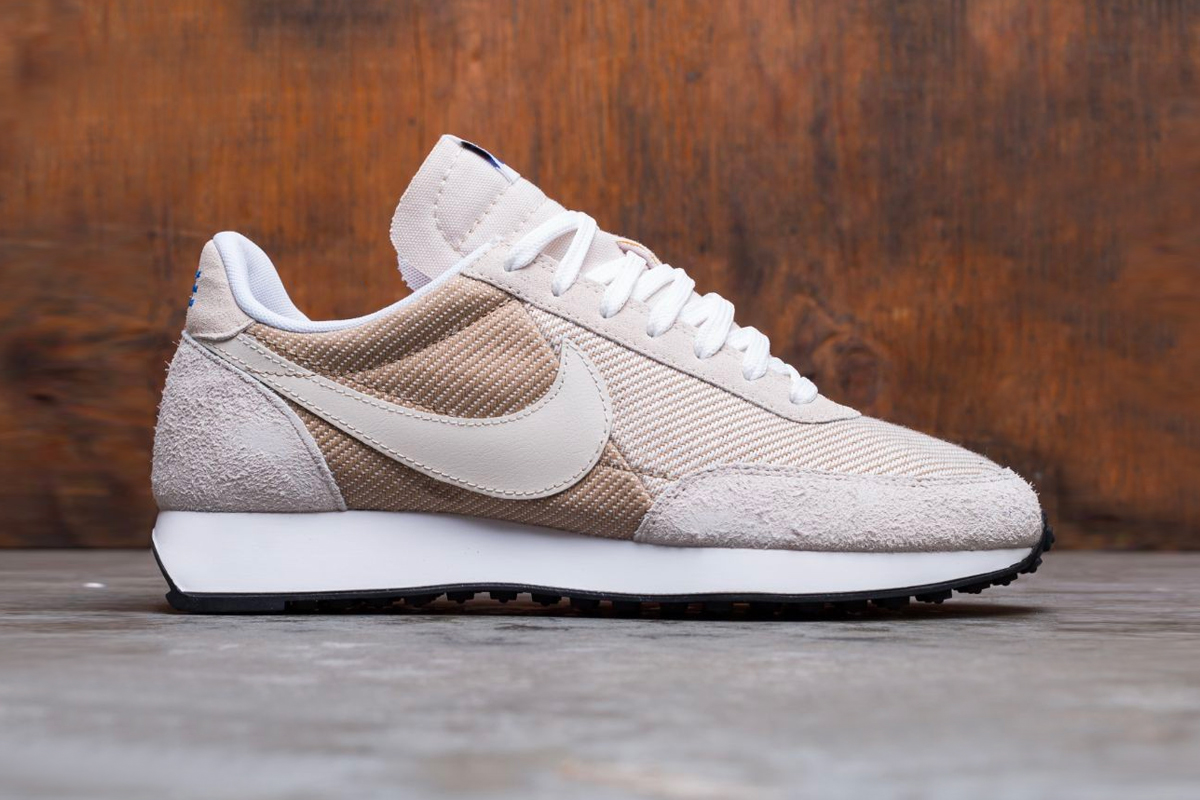 Nike Air Tailwind 79 Light Orewood Brown white gray khaki menswear streetwear spring summer 2020 collection footwear sneakers runners trainers shoes