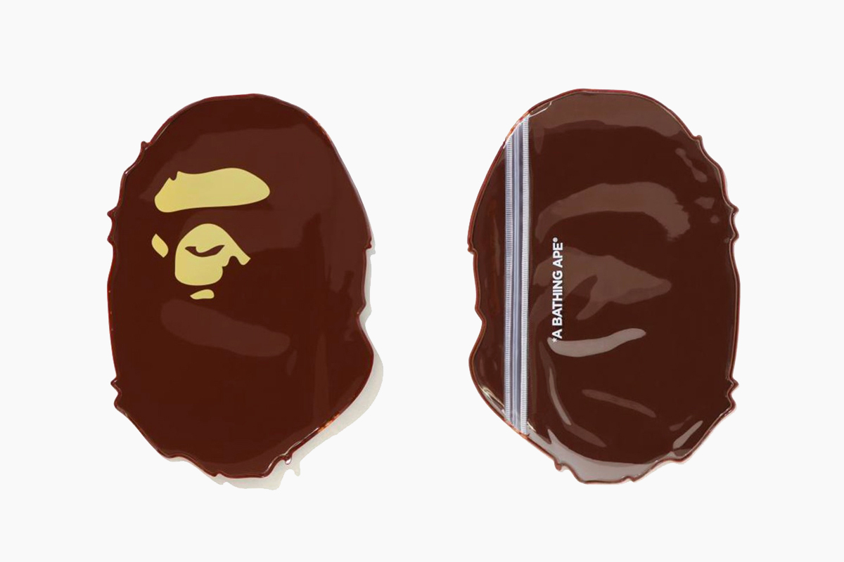 BAPE Mask Case