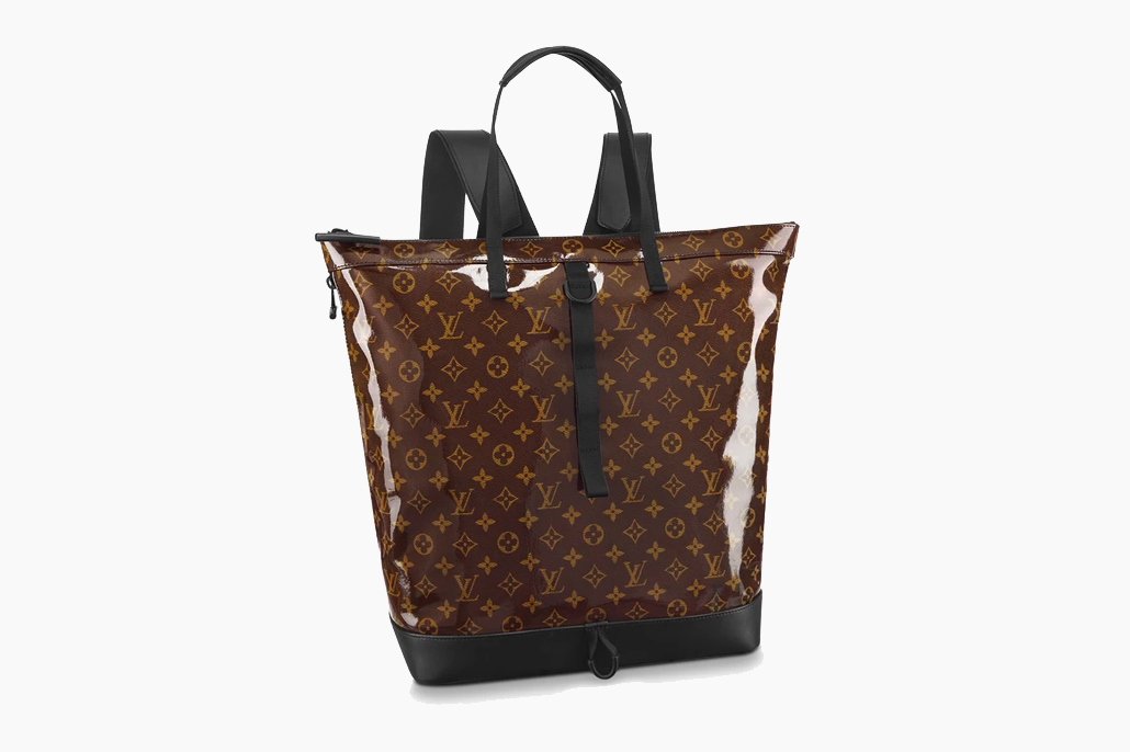 Louis Vuitton Zipped Tote