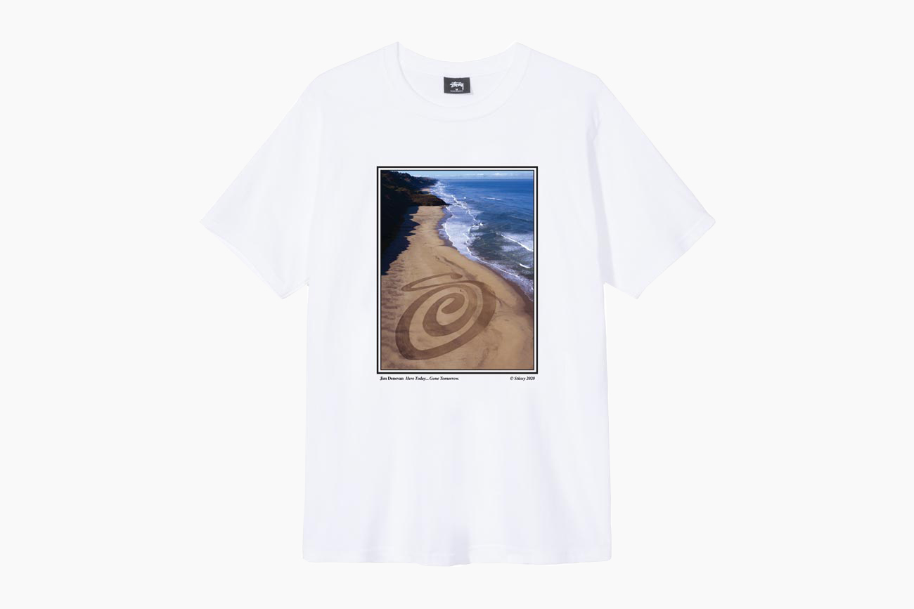 Stüssy x Jim Denevan for Summer 2020 T-Shirt