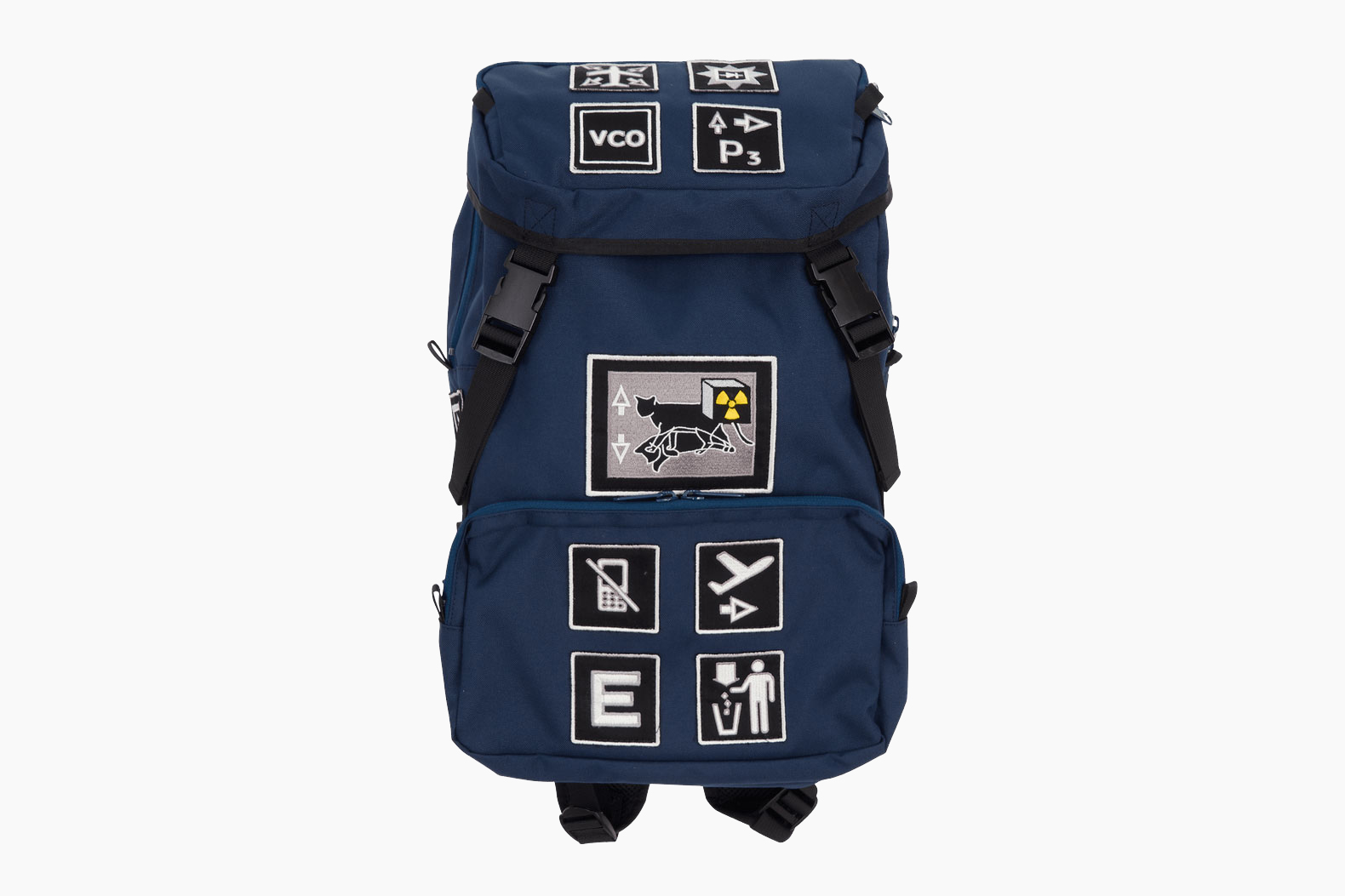 Cav Empt Patched Backpack