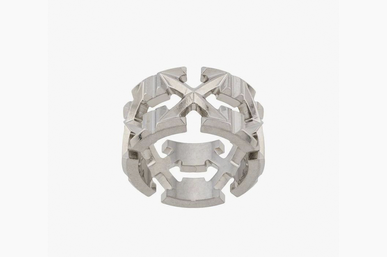 Off-White™ Multi-Arrows Ring