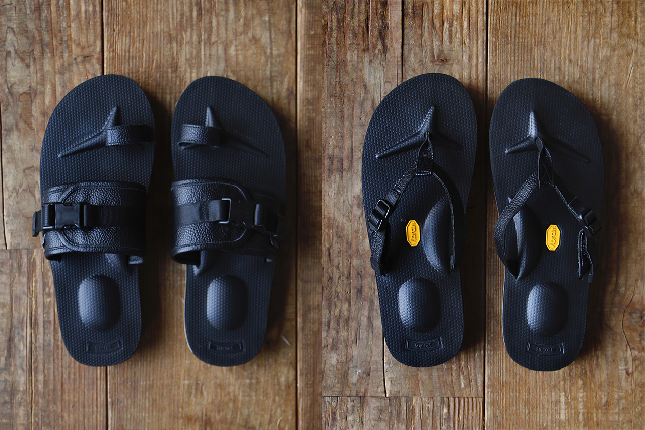 nonnative x Suicoke Hunter & Mariner Sandals