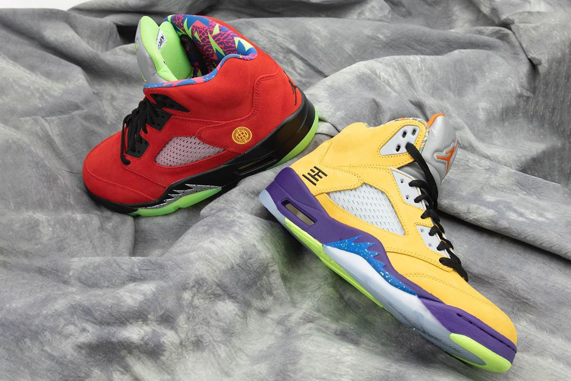 what year the first jordans came out