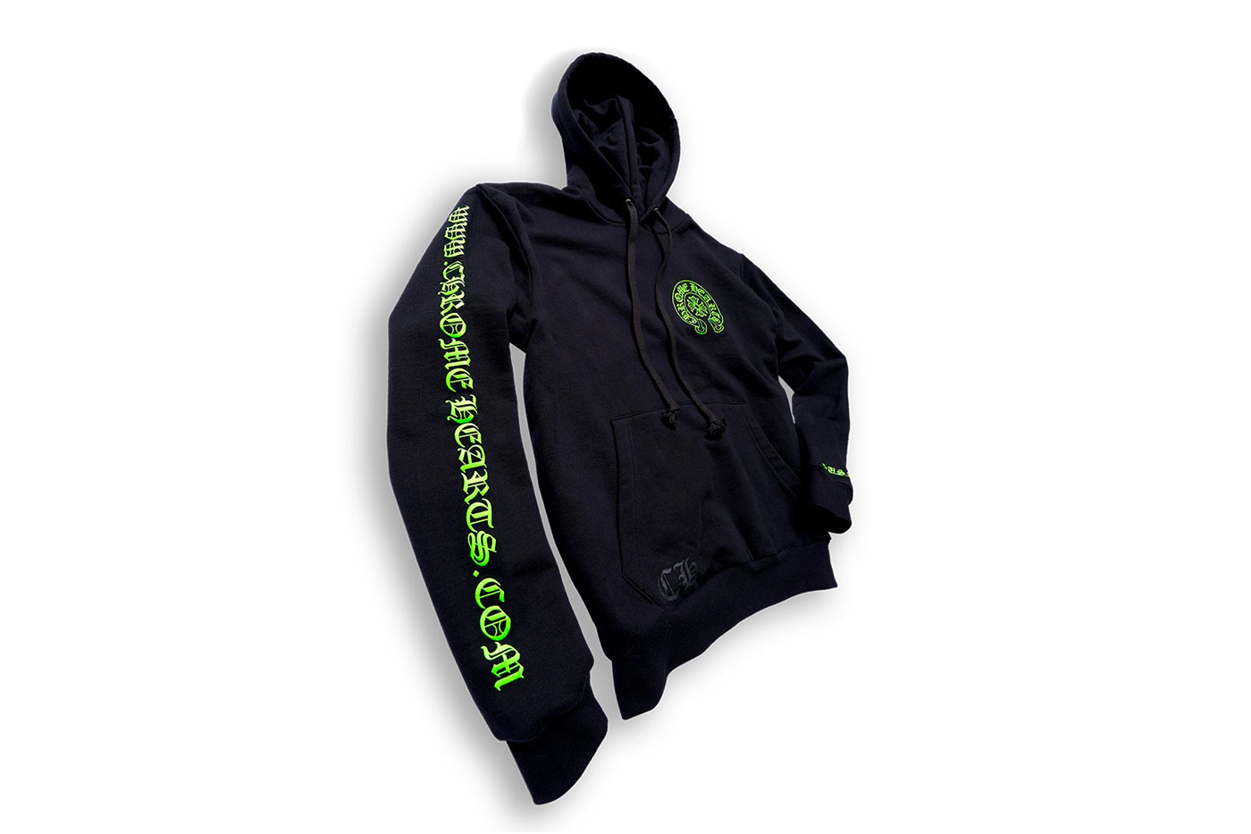 Chrome Hearts Online Hoodie Release