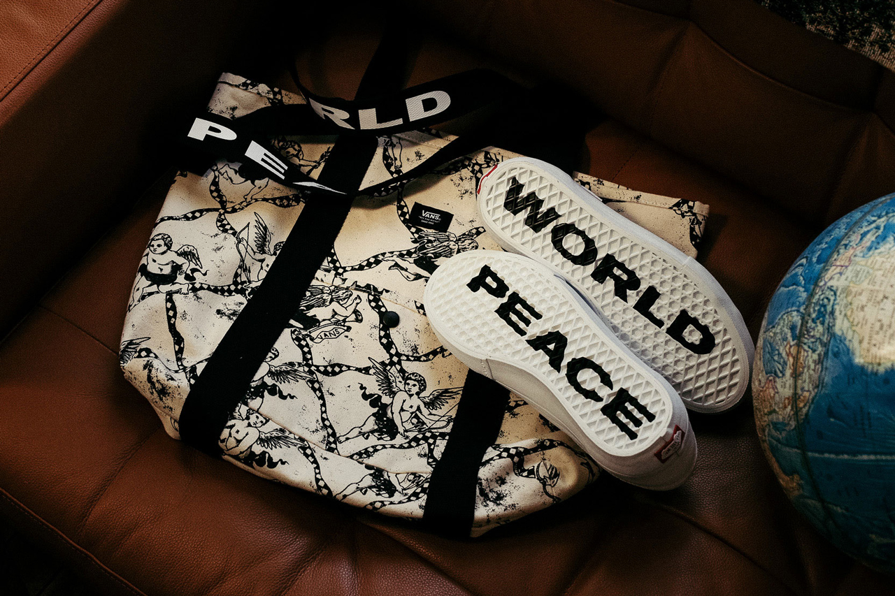 justin henry vans style 36 world peace short film white black official release date info photos price store list buying guide