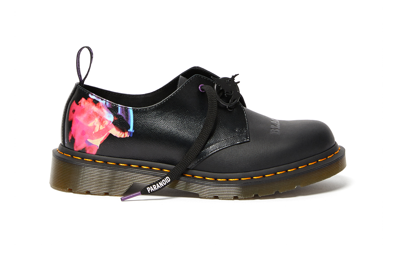 Dr. Martens Celebrates 50 Years of Black Sabbath