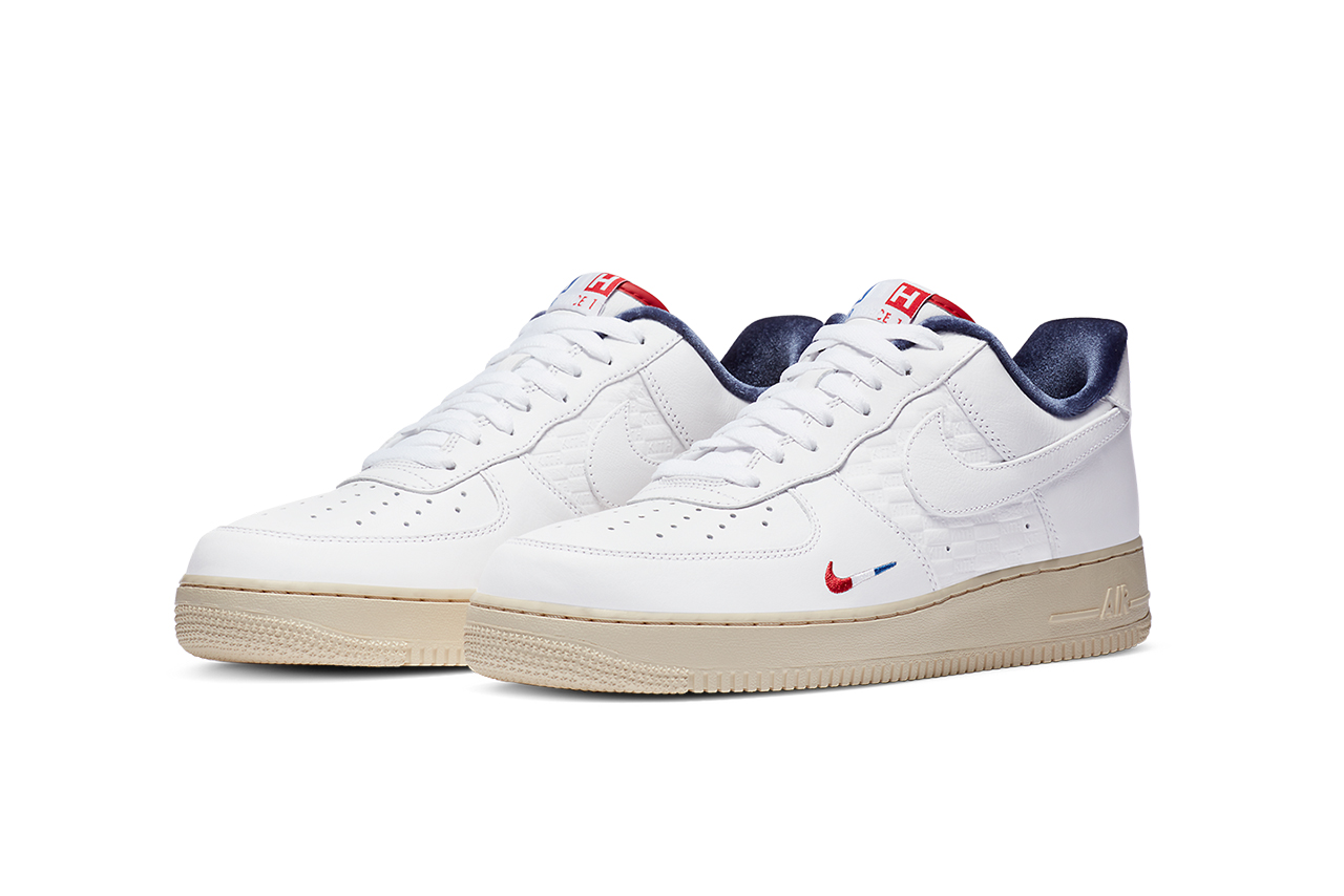 kith nike air force 1 low paris cz7927 100 release date store list photos buying guide price