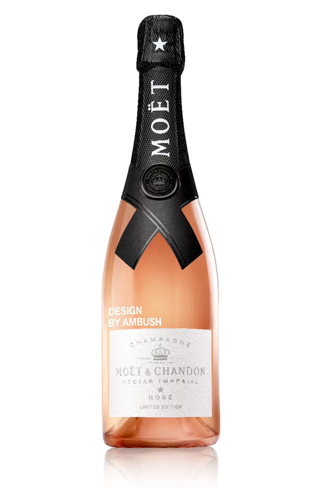 Yoon Ahn Shares the Inspiration Behind Her Collaborative Moët & Chandon Bottles