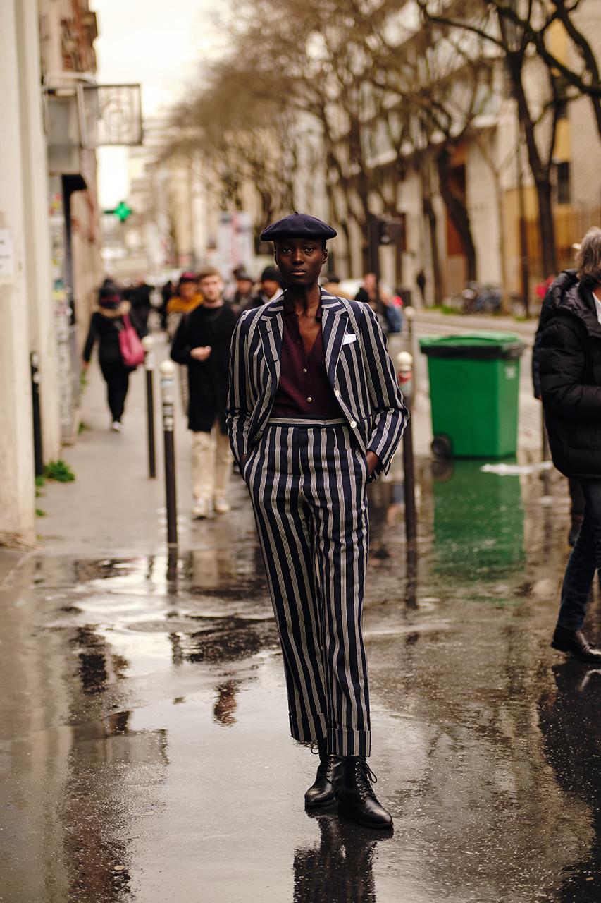 Super Paris Fashion Week : Les meilleurs street style Automne/Hiver 2020 QZ-18