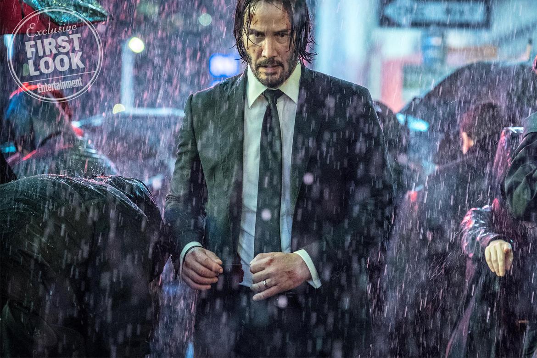 《John Wick 3: Parabellum》最新剧照抢先释出