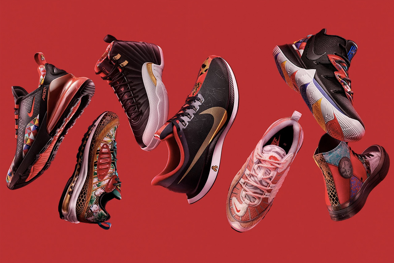 Nike 全新「Chinese New Year」别注系列登场