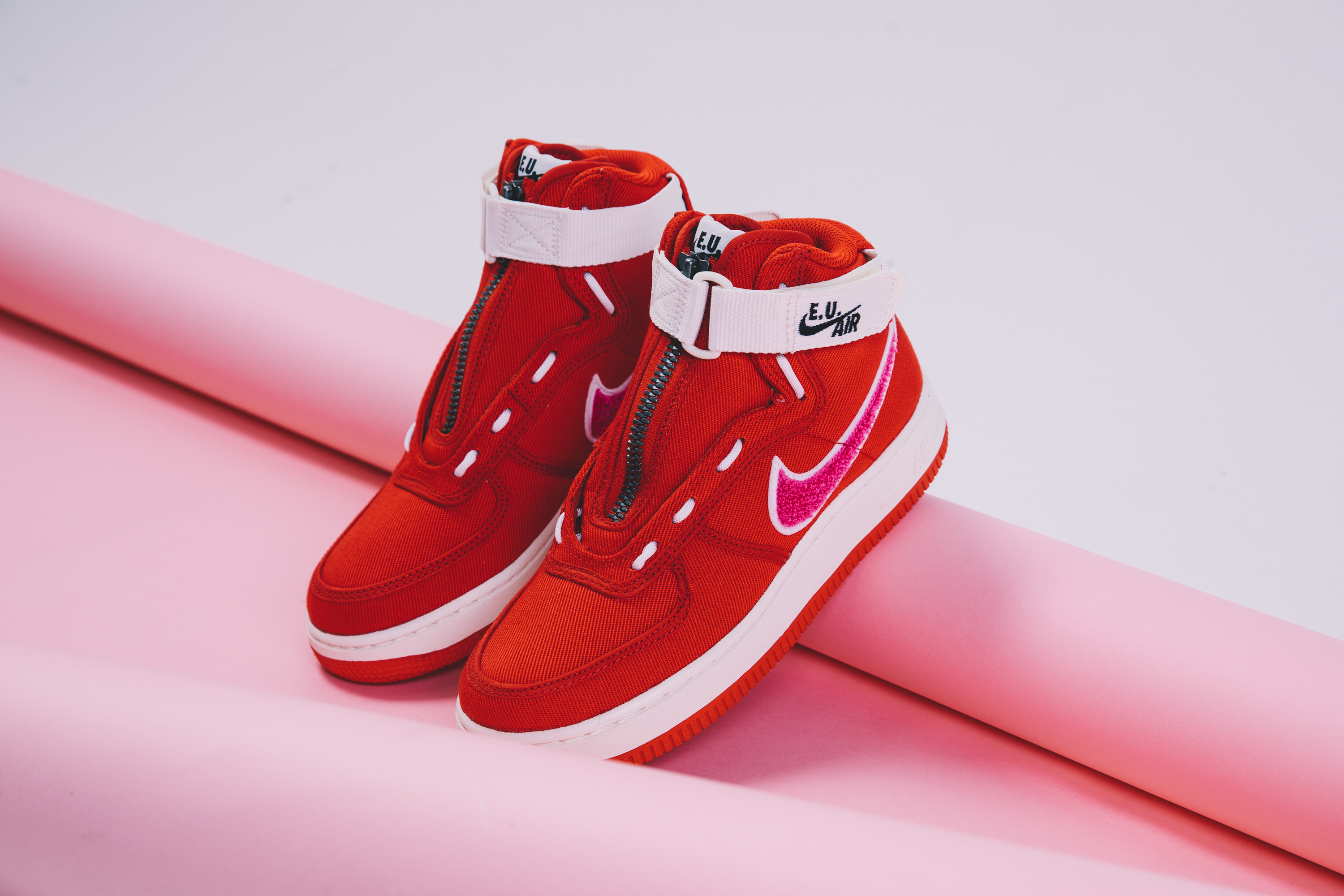 half off 2ab7e 98d5e 近赏Emotionally Unavailable x Nike 全新联名Air Force 1 High