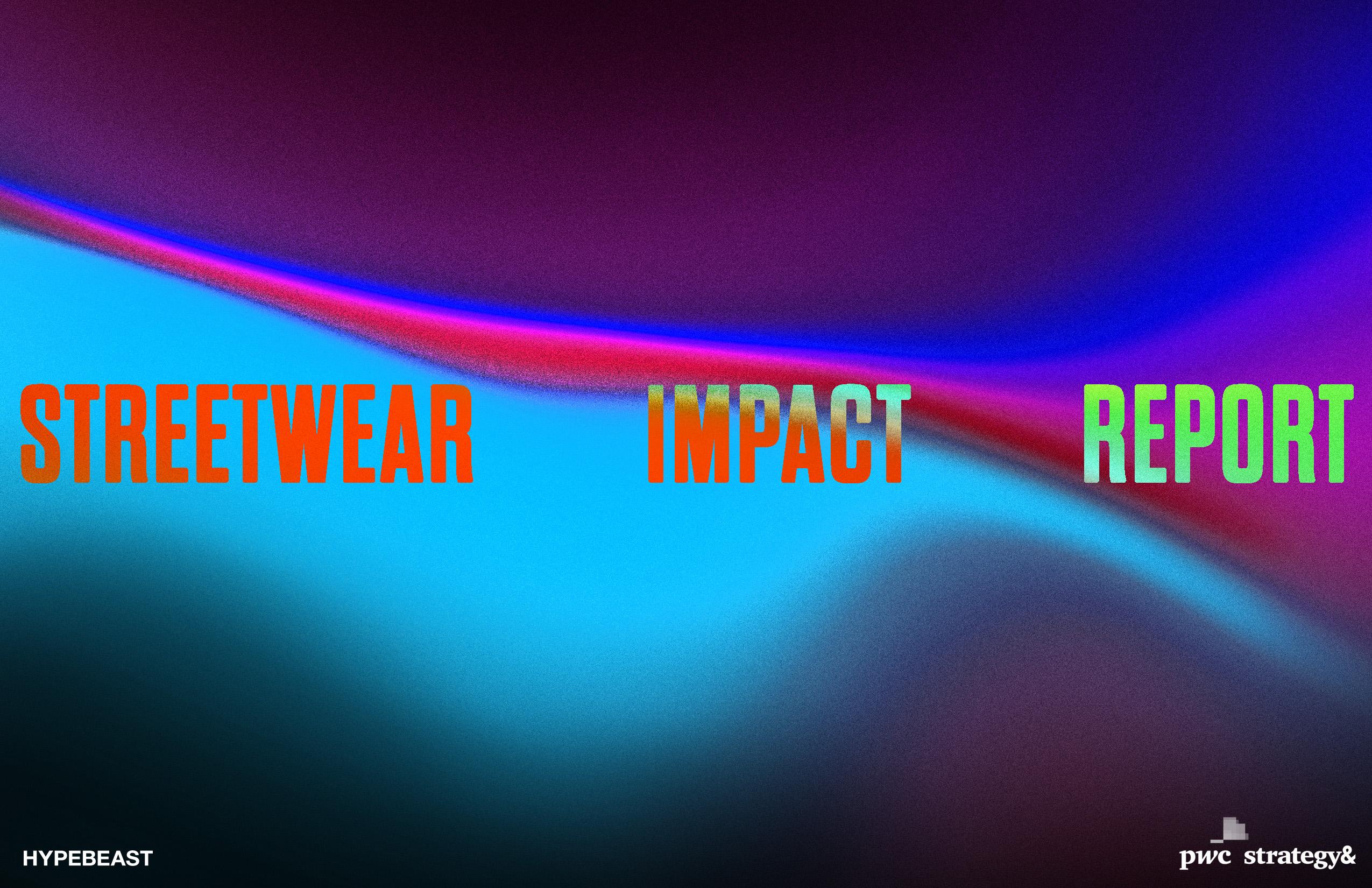 Streetwear Impact Report 街头时尚影响力报告第二周问卷调研活动开启
