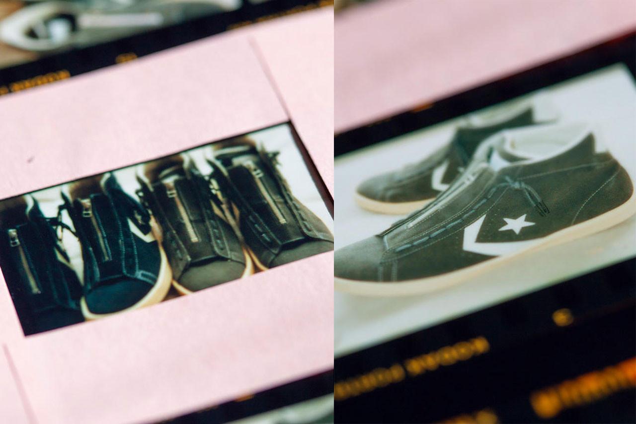 Nonnative x Converse 再度携手重塑经典 Pro-Leather Hi 鞋款