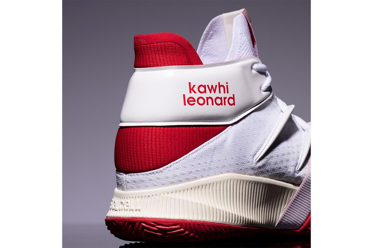 抢先预览 Kawhi Leonard 首款 New Balance 战靴「OMN1S」