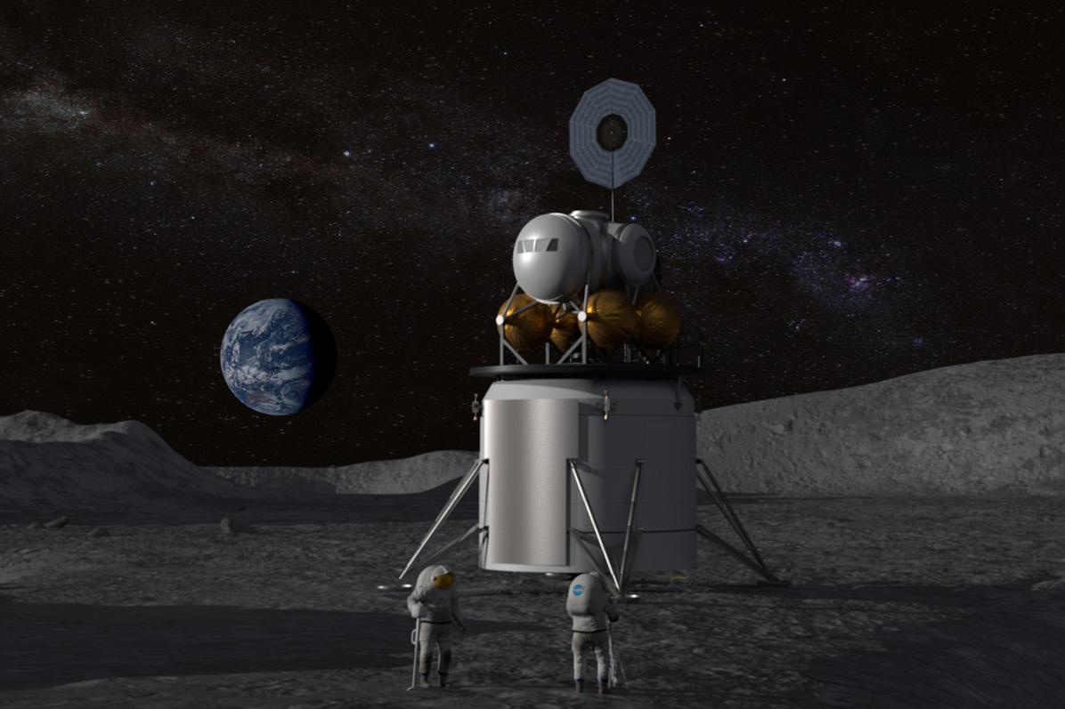策动新登月计划!NASA 目标 2028 年再次踏足