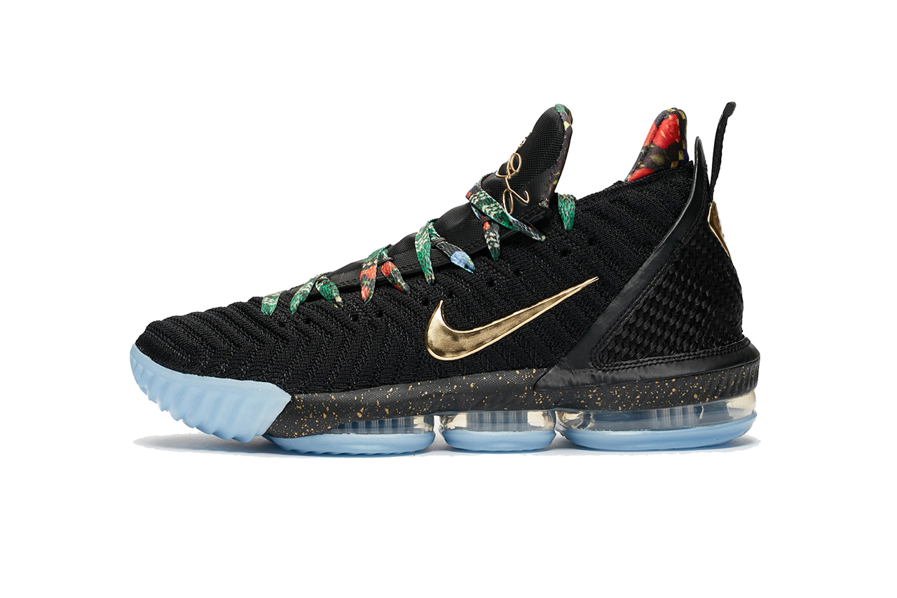 Nike LeBron 16「Watch The Throne」别注配色发售详情公开