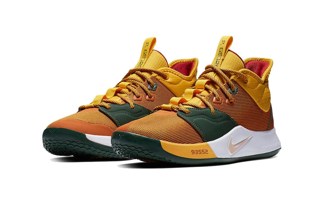 抢先预览 Nike PG 3「ACG」特别版配色设计