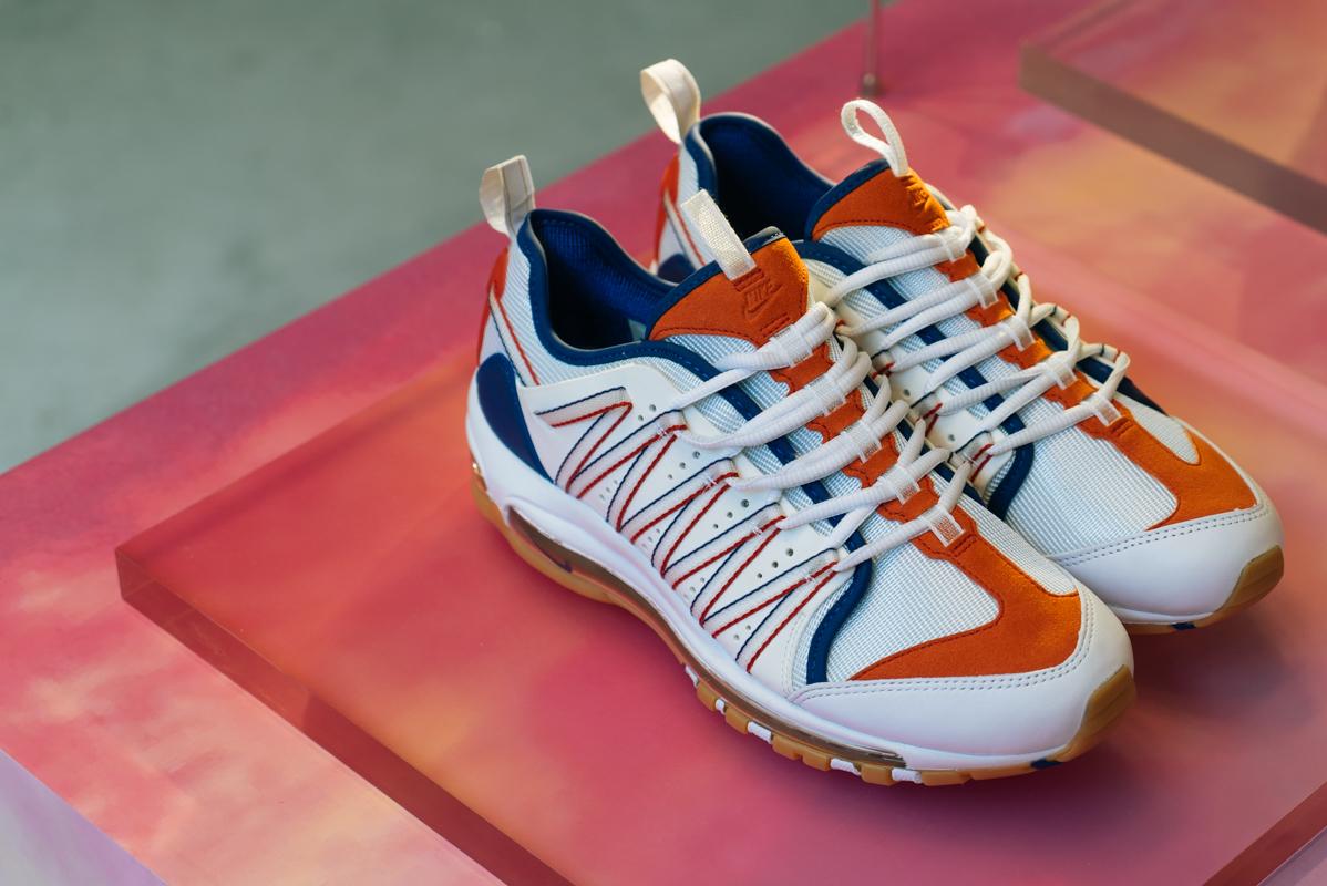 Nike Air Max 97 Junior Trainers Coral Pink £100.00 Grazia