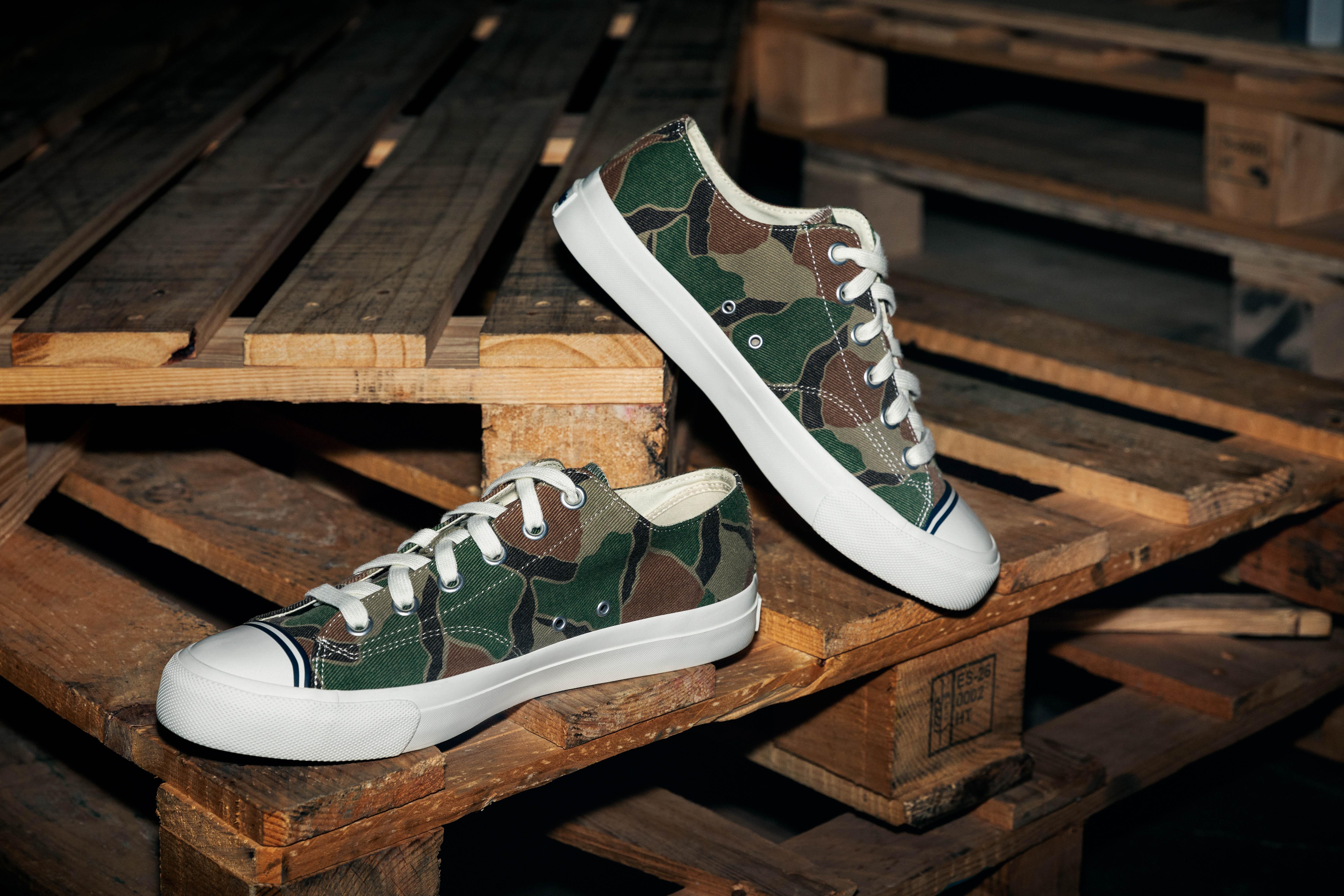 融入缤纷色彩,PRO-Keds 为经典鞋款带来全新配色