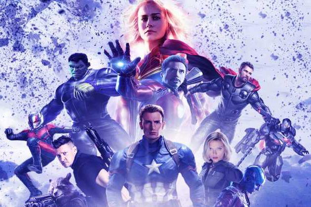 Russo 兄弟导演表示《Avengers: Endgame》已后制完成