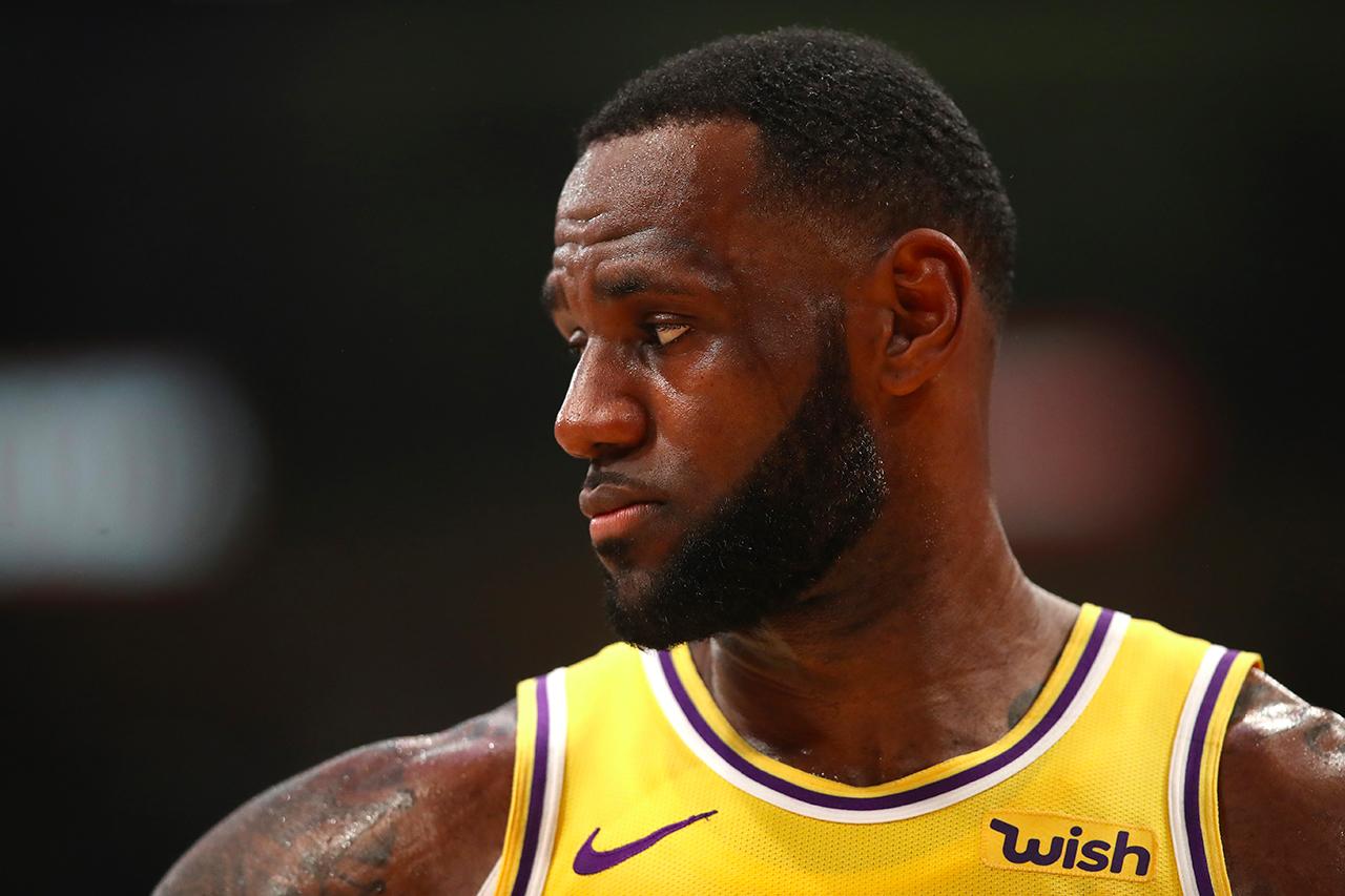 数据显示 Lakers 仅剩 1% 机率进军季后赛