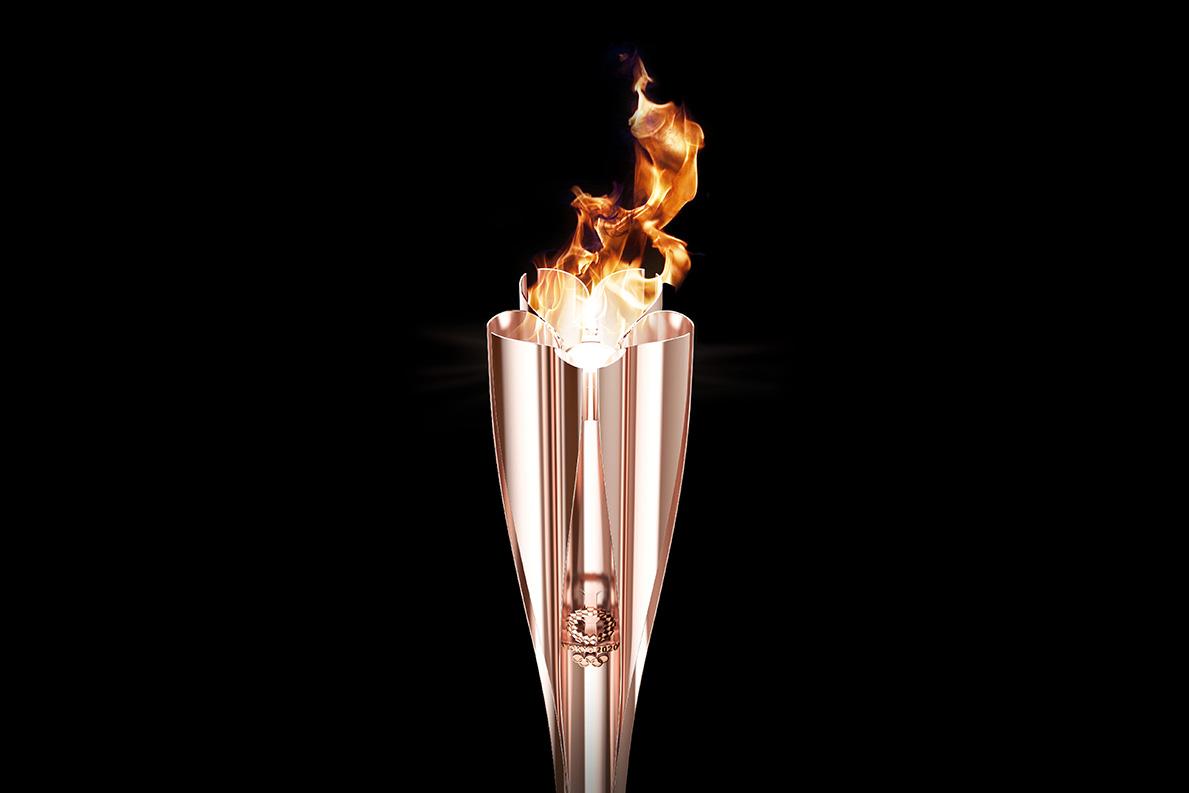 2020 东京夏季奥运会火炬设计正式揭晓