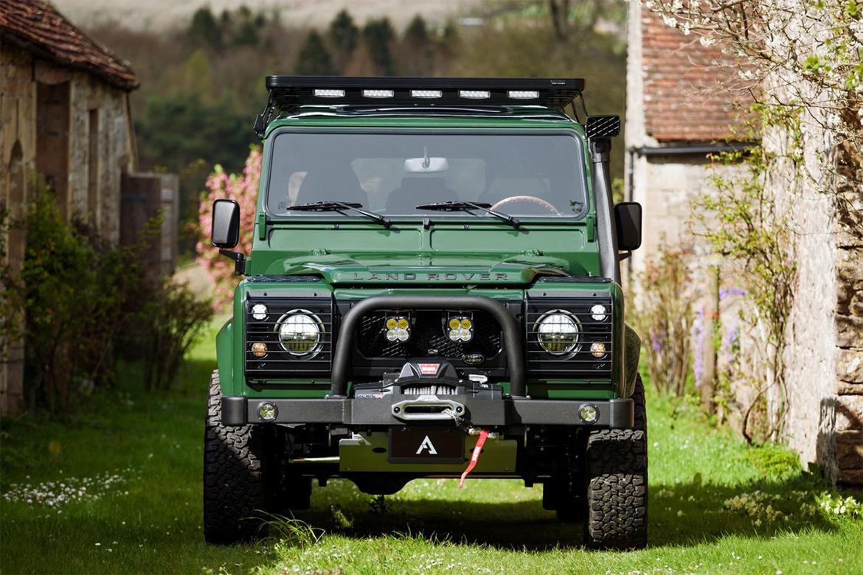 Arkonik 打造 Land Rover Defender 全新「Drogo」改装车型