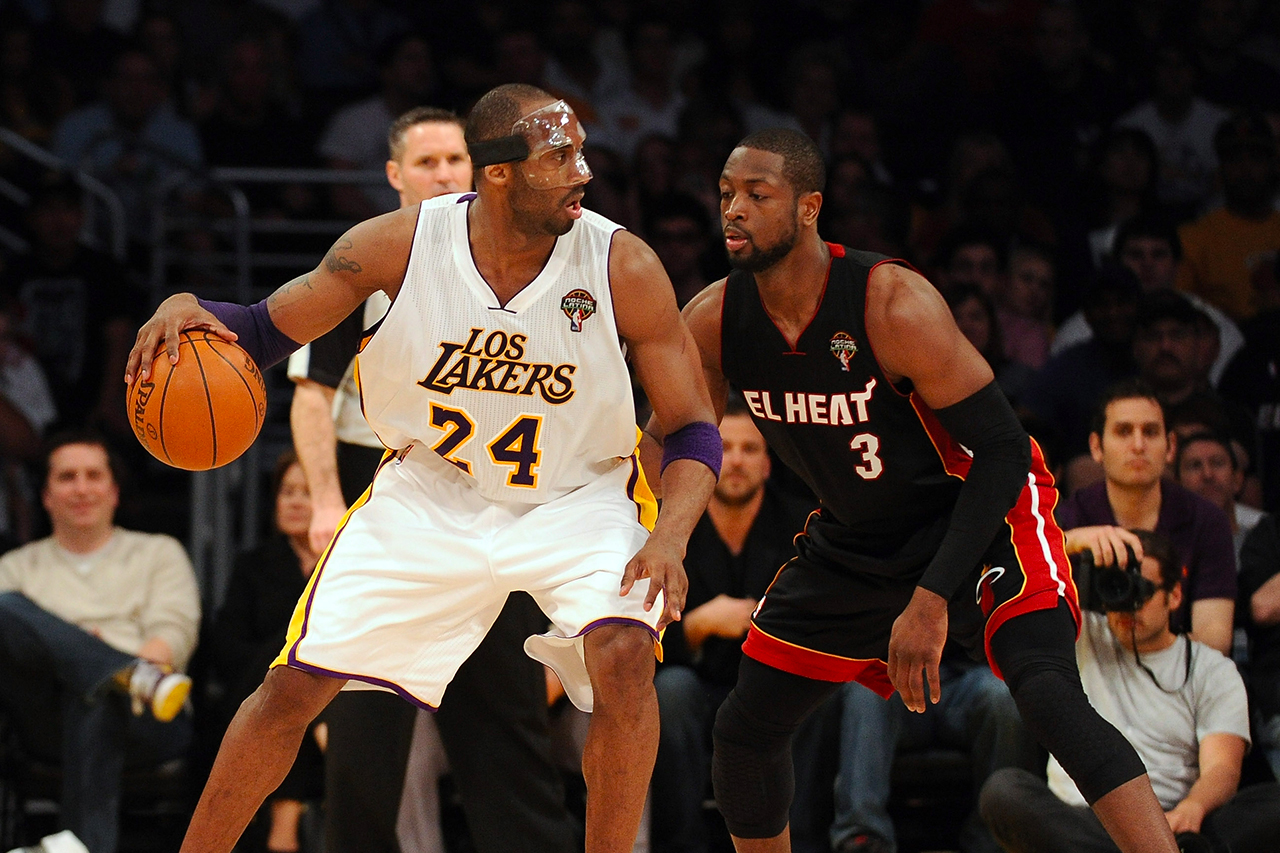 Dwyane Wade 认为「历史最佳后卫」为二:Michael Jordan 与 Kobe Bryant