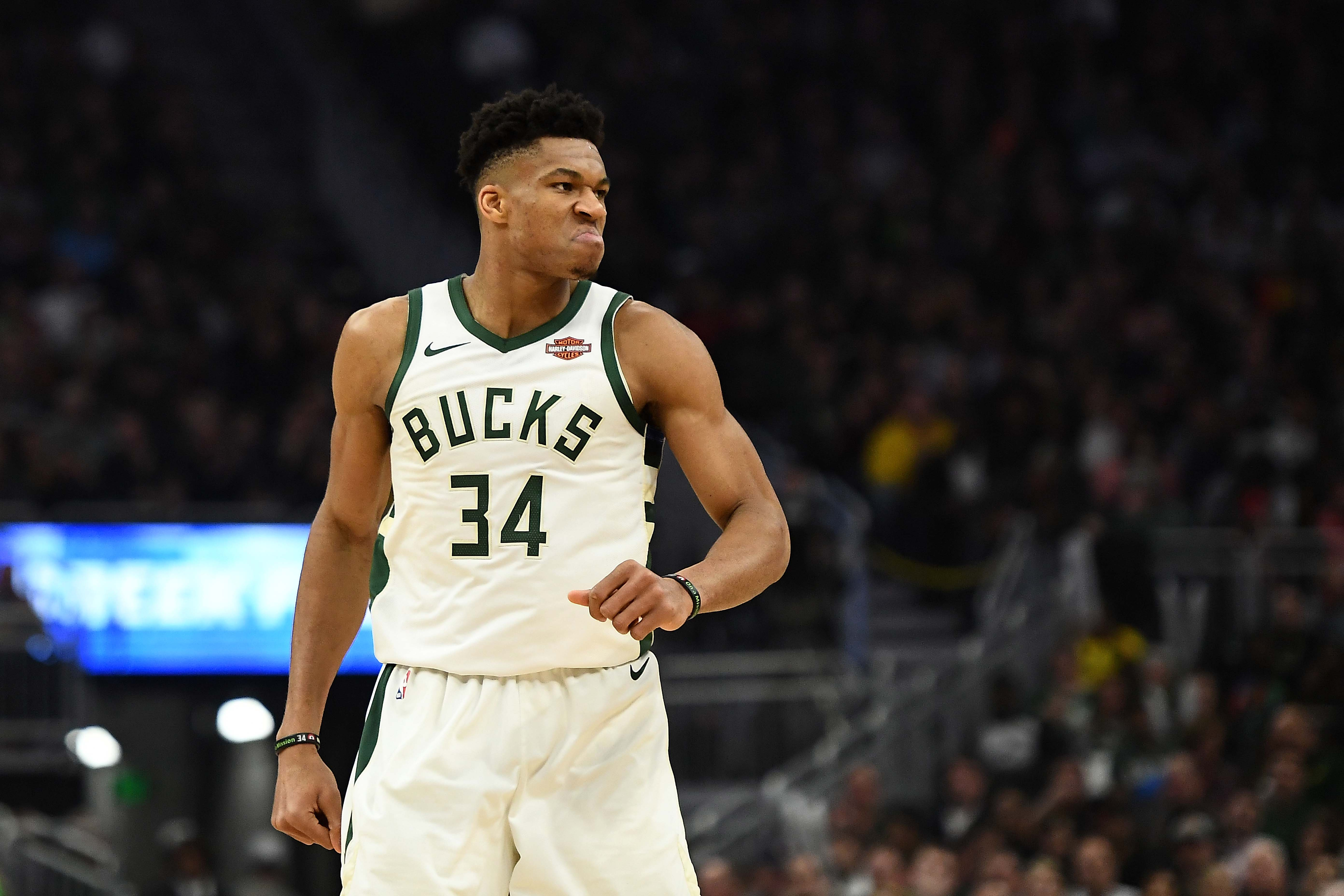 NBA 季后赛 2019 − 东霸天 Milwaukee Bucks 以不败之姿横扫首轮晋级