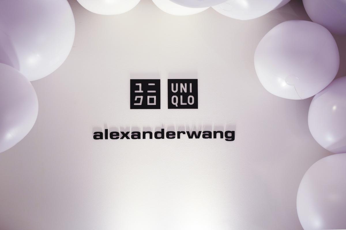 HYPEBEAST 直击 UNIQLO and alexanderwang 全新 AIRism 联名发布会
