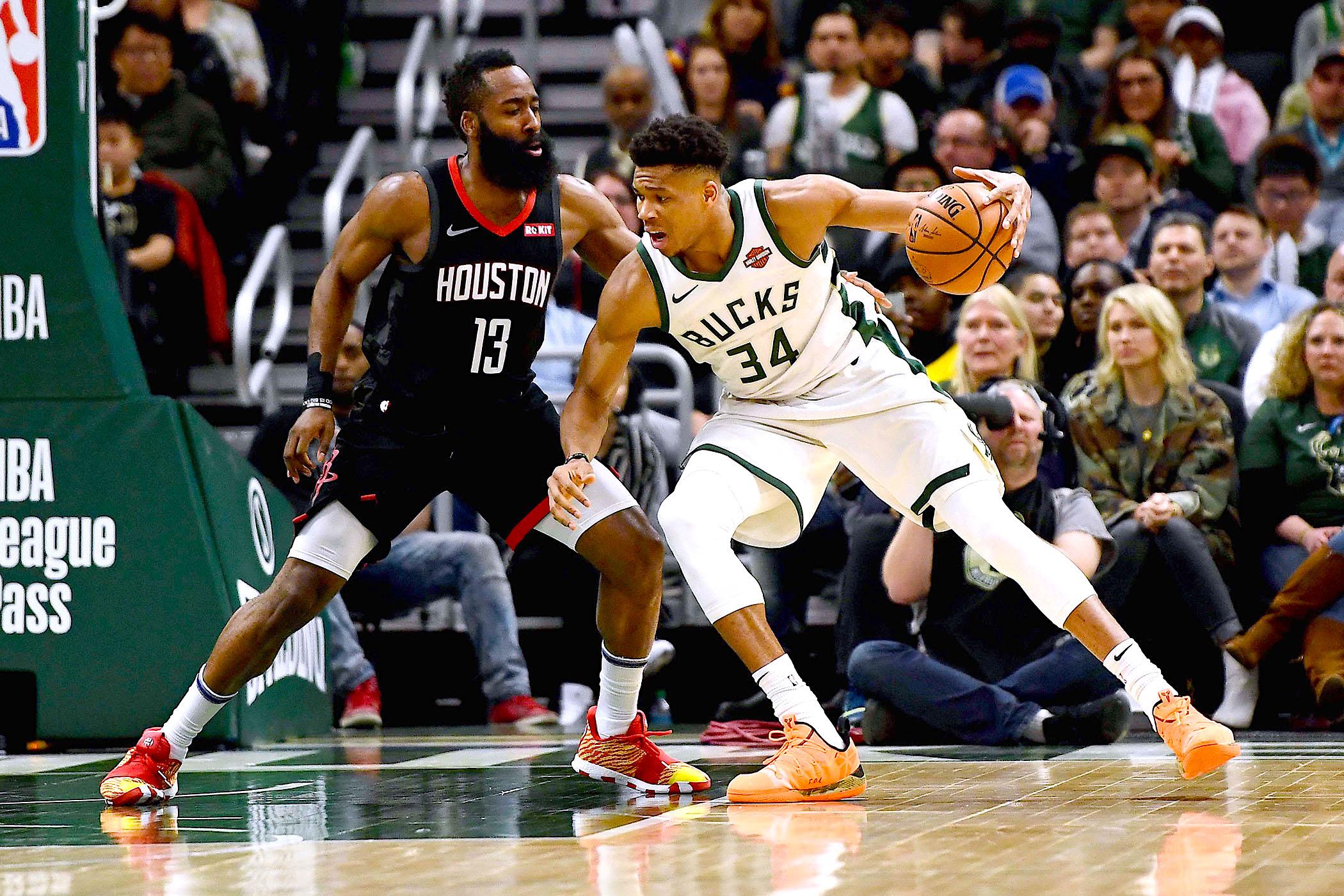 NBA 正式公布 2018/19 赛季最佳阵容名单