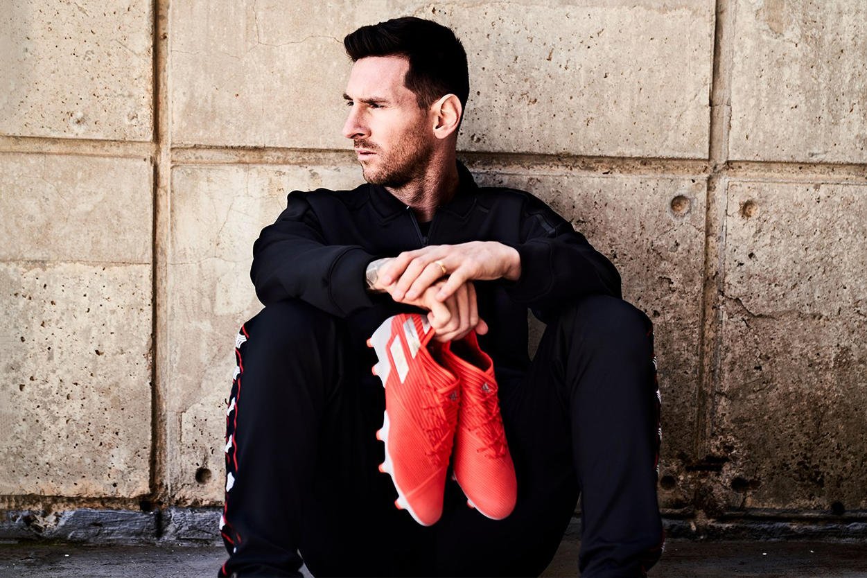 adidas Football 正式发布全新 NEMEZIZ 19 足球鞋