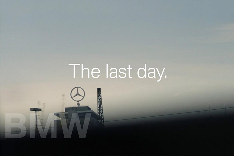 BMW 全新广告向 Mercedes-Benz 退休总裁 Dieter Zetsche 致敬