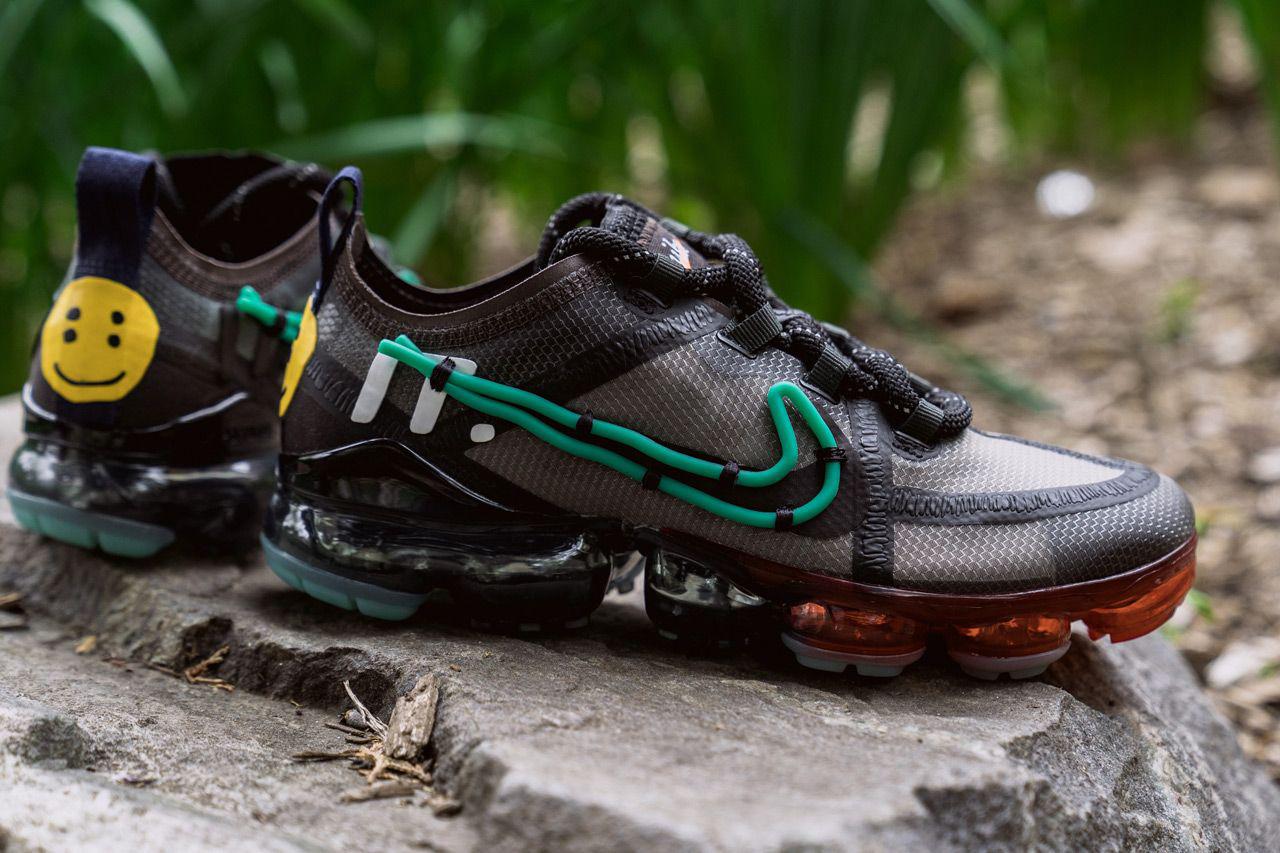 近赏 Cactus Plant Flea Market x Nike 神秘联名鞋款 Air VaporMax 2019