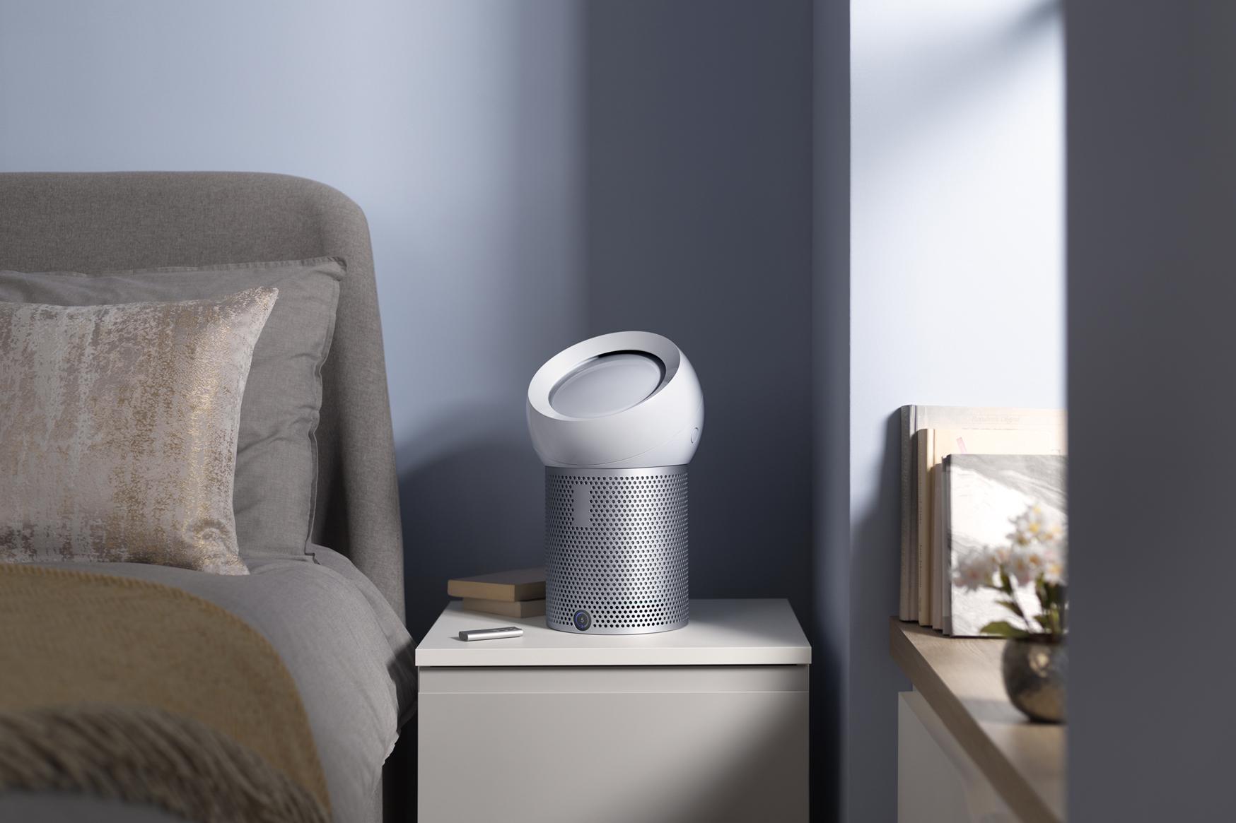 个人专属-Dyson 发表全新空气净化风扇 Pure Cool Me™